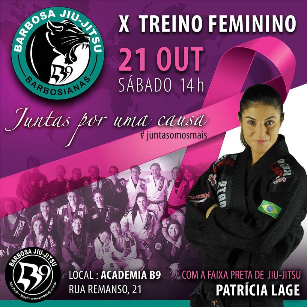 treino femininio Barbosa 2017