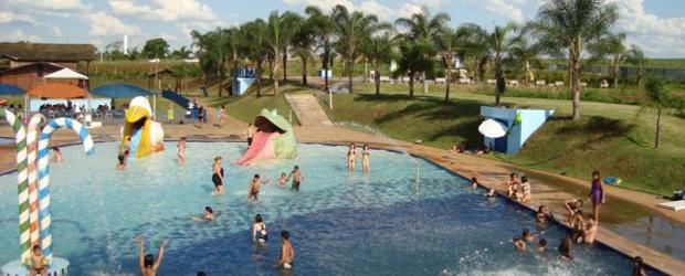 parque aquático em sumaré expo águas