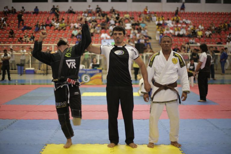 inclusão no jiu-jitsu