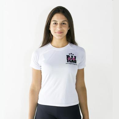 camiseta branca site bjj girls mag