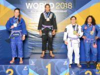 Gabrieli Pessanha Mundial 2018
