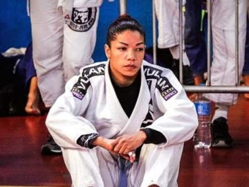 ariane maria jiu jitsu