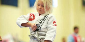 jiu-jitsu para crianças