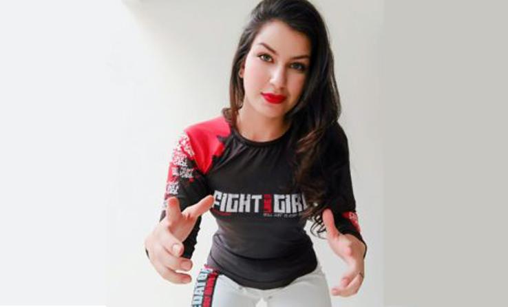 rashguard fight like a girl bjj girls mag